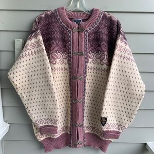 DALE OF NORWAY Classic Cardigan L